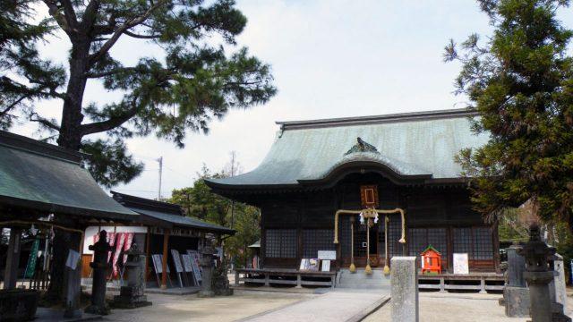 日本屈指の歴史を誇る神社、佐賀神埼の「櫛田宮」を訪れた折には…